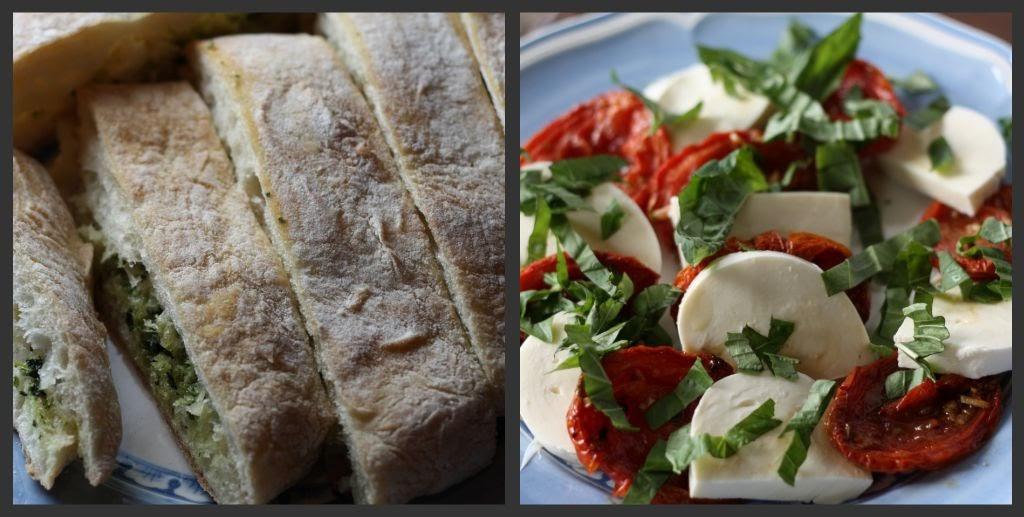 Ina Garten Garlic Bread  Dana Treat An Ina Kinda Day