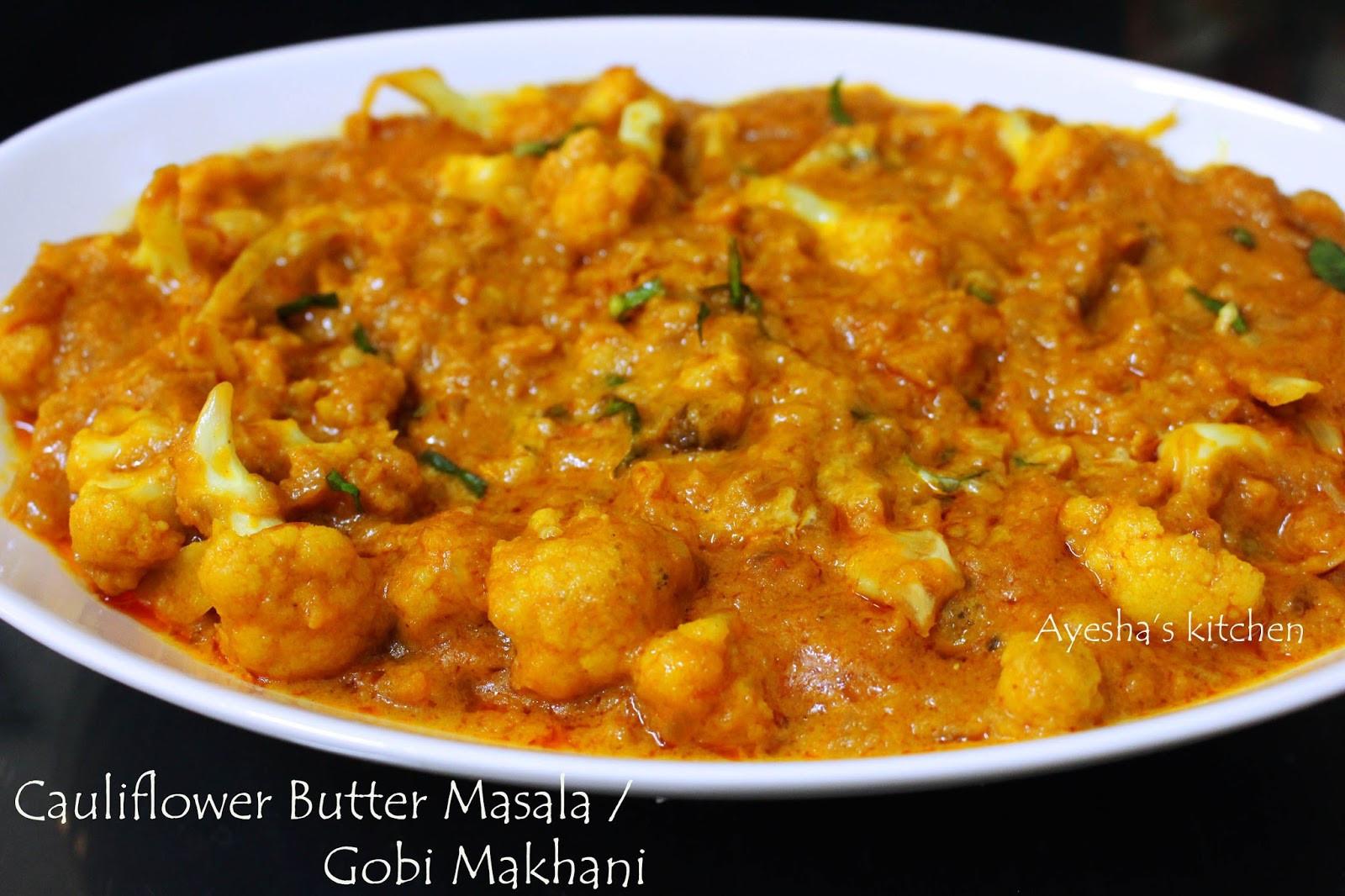 Indian Cauliflower Recipe  simple cauliflower recipes indian