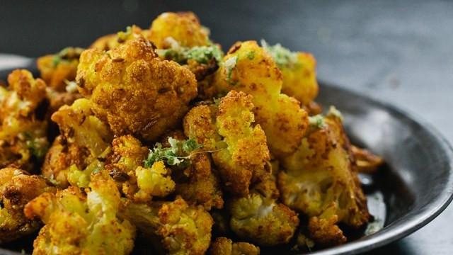 Indian Cauliflower Recipe  Indian Style Cauliflower Recipe