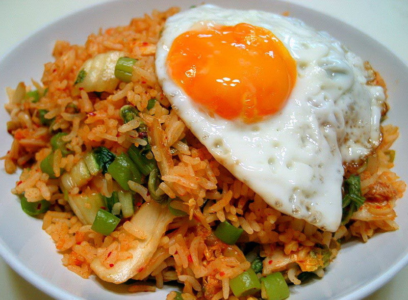 Indonesian Fried Rice  Nasi Goreng Indonesian Fried Rice Easy Yummy Recipes