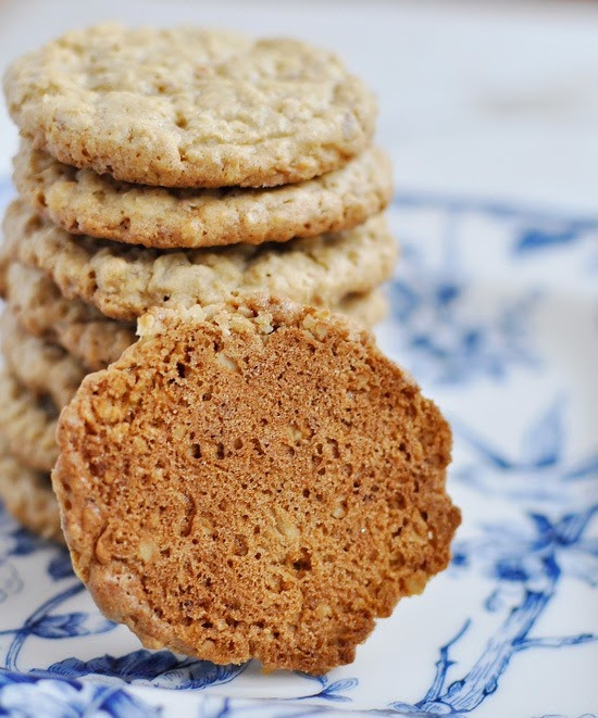 Instant Oatmeal Cookies  Maple Bacon Instant Oatmeal Cookies