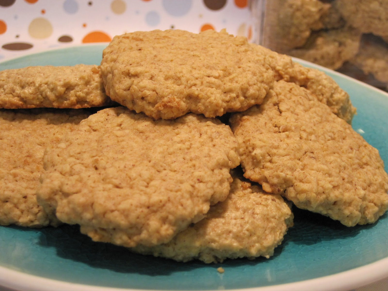 Instant Oatmeal Cookies  Instant Oatmeal Cereal Cookies