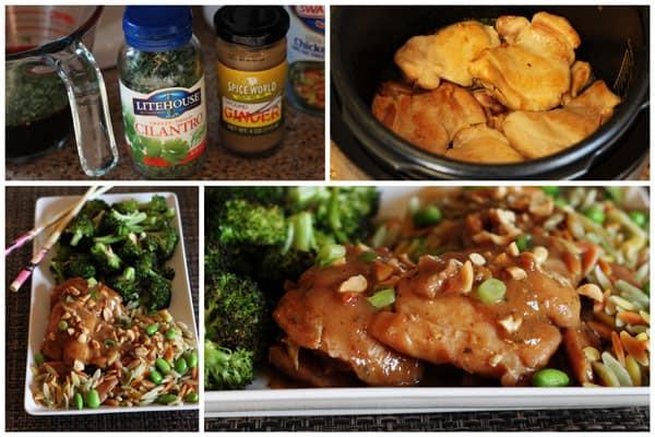 Instant Pot Boneless Skinless Chicken Thighs  Pressure Cooker Instant Pot Thai Chicken Thighs
