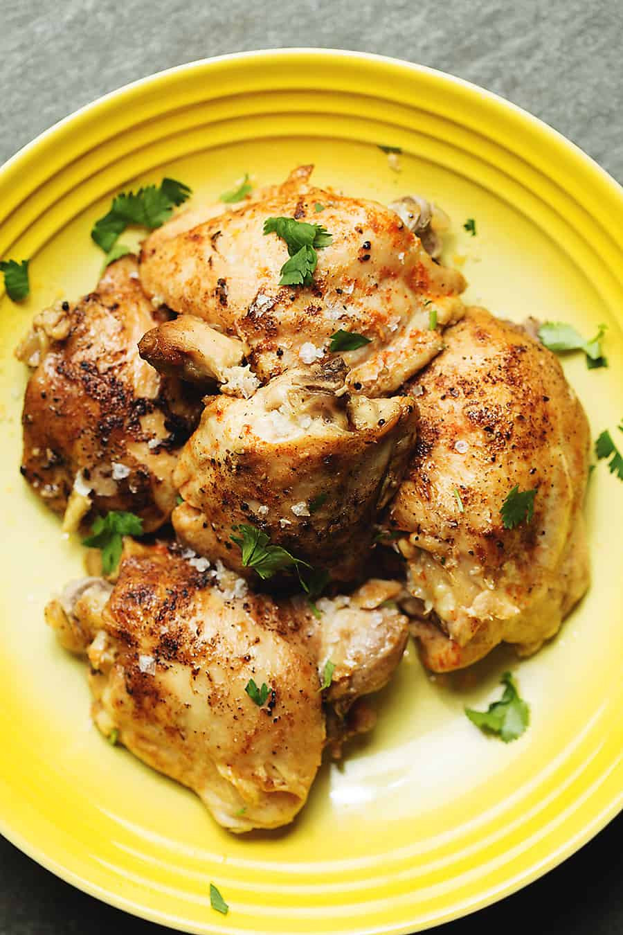 Instant Pot Boneless Skinless Chicken Thighs  Instant Pot Chicken Thighs • Low Carb with Jennifer