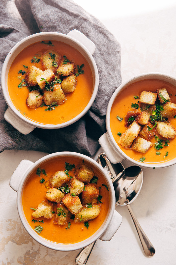 Instant Pot Butternut Squash Soup  Instant Pot Cajun Butternut Squash Soup Recipe