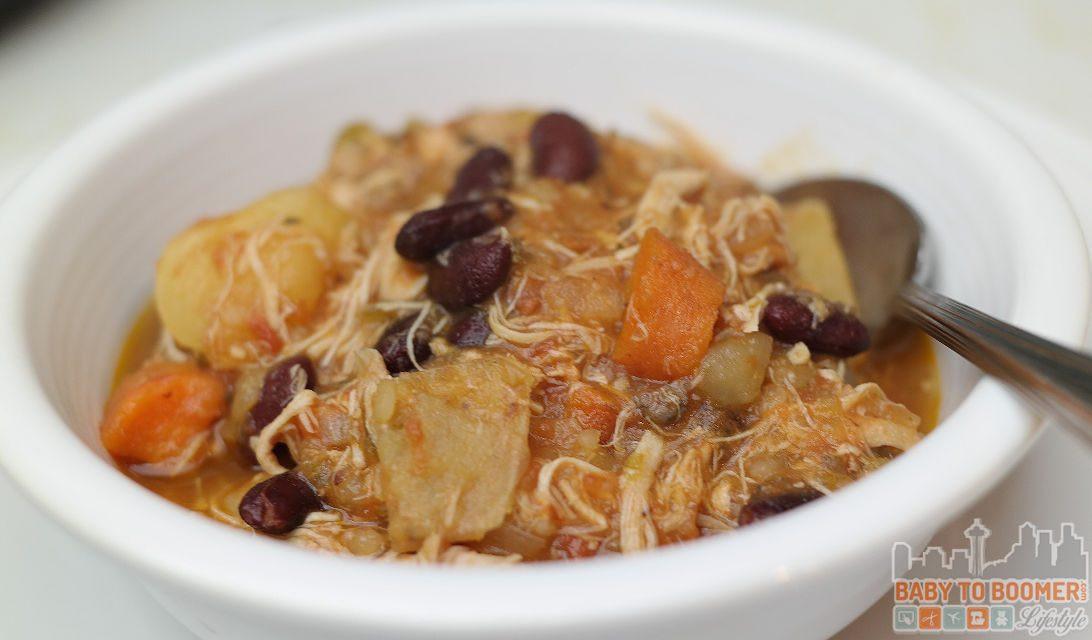 Instant Pot Chicken Stew  Instant Pot Pressure Cooker Easy Rustic Chicken Stew Recipe