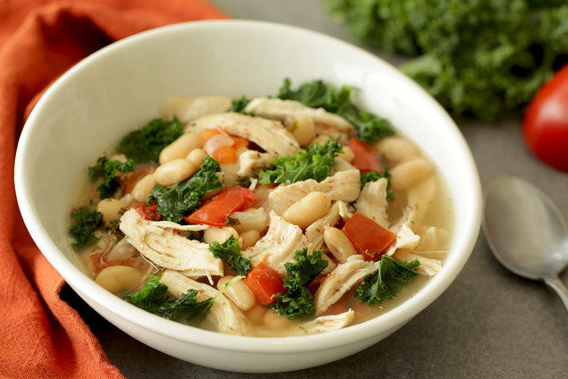 Instant Pot Chicken Stew  Healthy Instant Pot Recipes Peaches n Dream Oatmeal