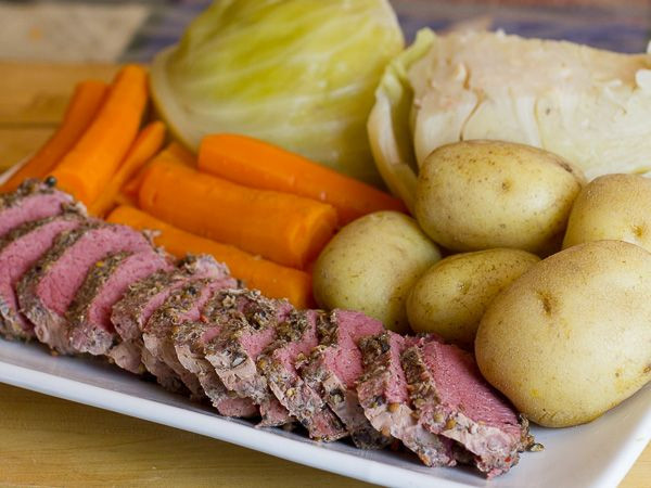 Irish Boiled Dinner  Irish Boiled Dinner 4 main course meals