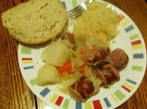 Irish Boiled Dinner  Irish Boiled Dinner Recipe