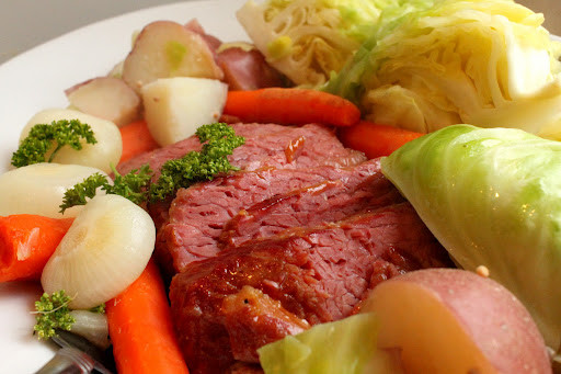 Irish Boiled Dinner  Tyson Corned Beef Brisket