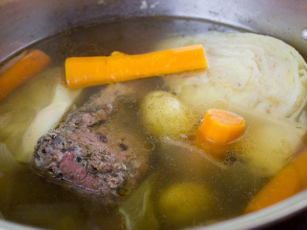 Irish Boiled Dinner  17 best Corn Beef and Cabbage images on Pinterest