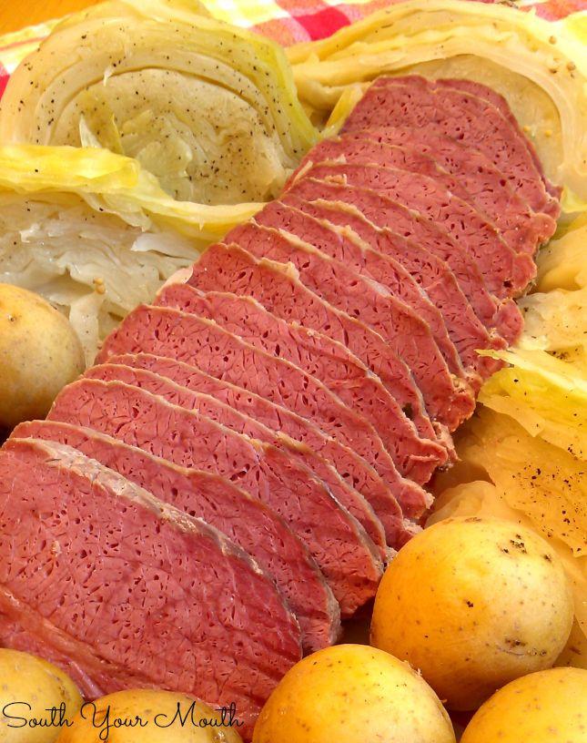 Irish Boiled Dinner  1000 ideas about Boiled Dinner on Pinterest