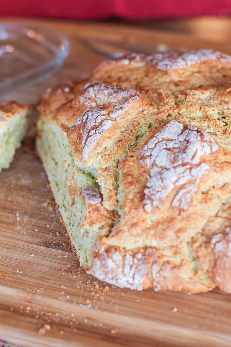 Irish Soda Bread Recipe Without Buttermilk  irish soda bread recipe without buttermilk
