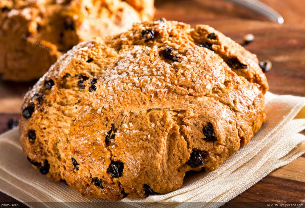 Irish Soda Bread Recipe Without Buttermilk  irish soda bread recipes with buttermilk