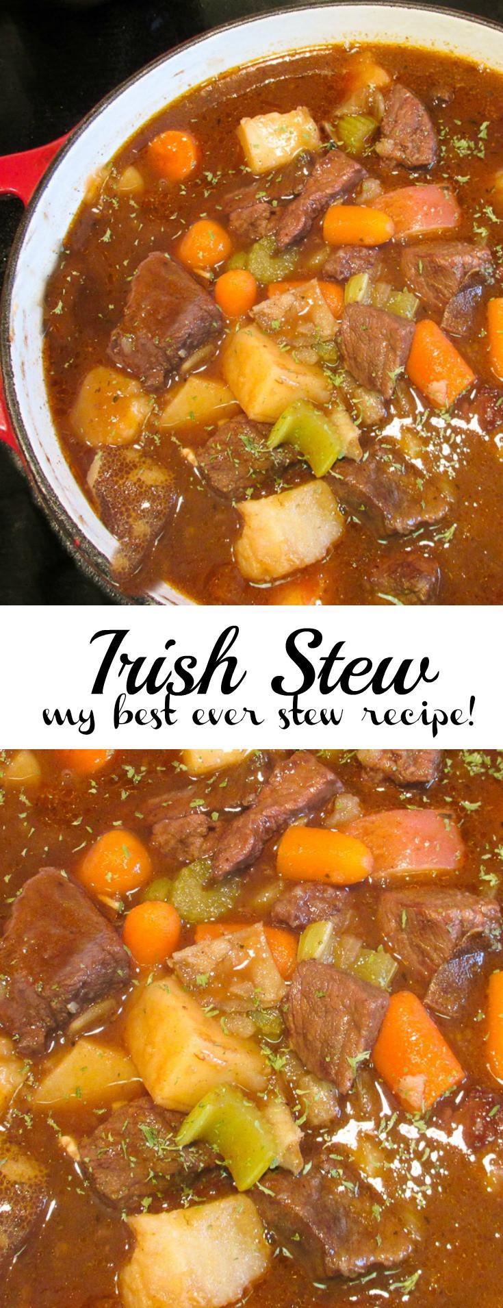Irish Stew Recipes  Irish Stew