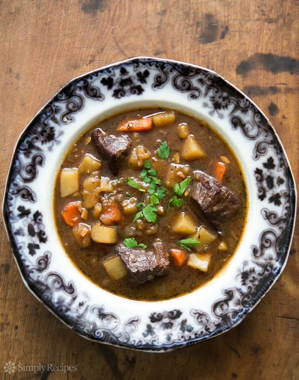 Irish Stew Recipes  Irish Beef Stew Recipe