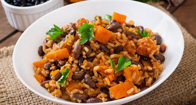 Is Brown Rice Good For Diabetics  Oil free diabetic friendly recipe Mexican rice Read