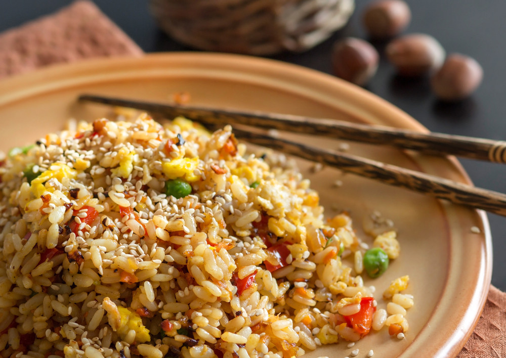 Is Brown Rice Good For Diabetics  Fried Brown Rice for Diabetics Recipes Diabetes Self