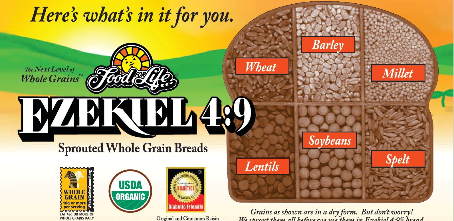 Is Ezekiel Bread Gluten Free  What is Ezekiel Bread Is Ezekiel Bread gluten free Is it