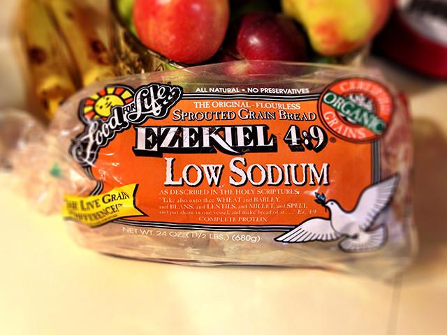 Is Ezekiel Bread Gluten Free  Nutrition Katie Eats