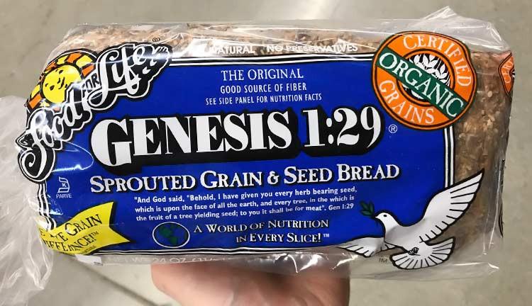 Is Ezekiel Bread Gluten Free  Is Ezekiel Bread Gluten Free ly These Varieties