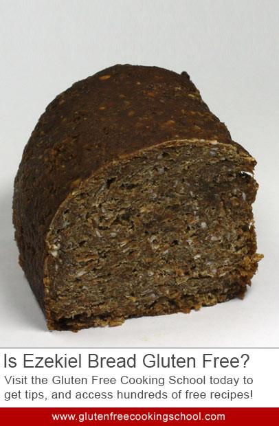 Is Ezekiel Bread Gluten Free  Is Ezekiel Bread Gluten Free