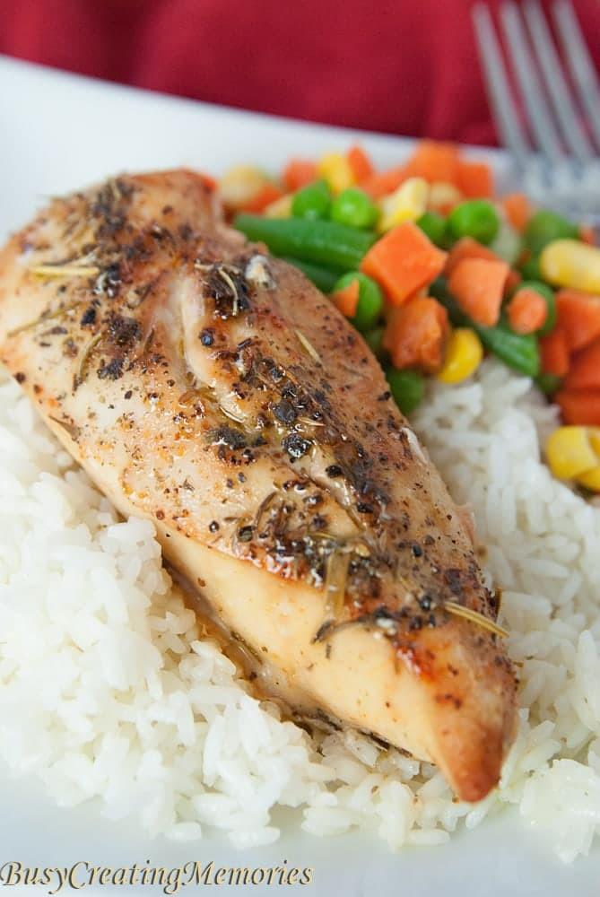Italian Chicken Breast Recipes  Italian Baked Chicken Recipe 5 ingre nts Frozen chicken