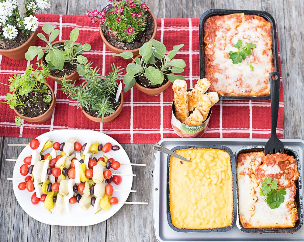 Italian Dinner Ideas  Italian Dinner Party Ideas Recipes and More An Alli Event
