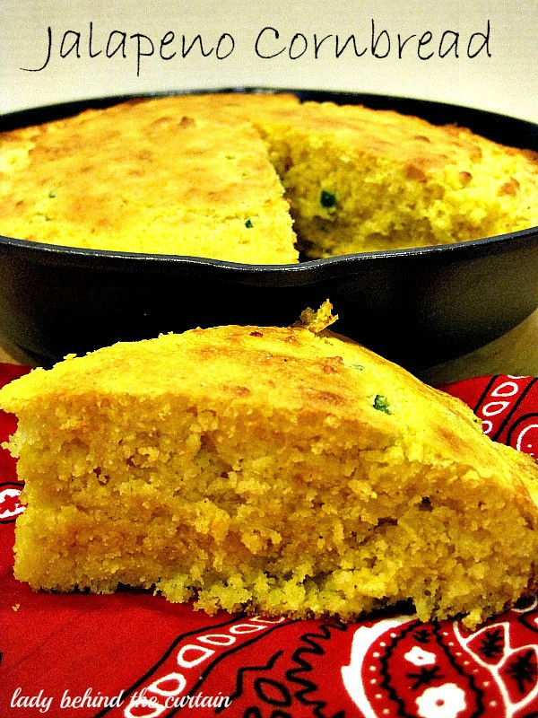 Jalapeno Cornbread Recipe  Jalapeno Cornbread