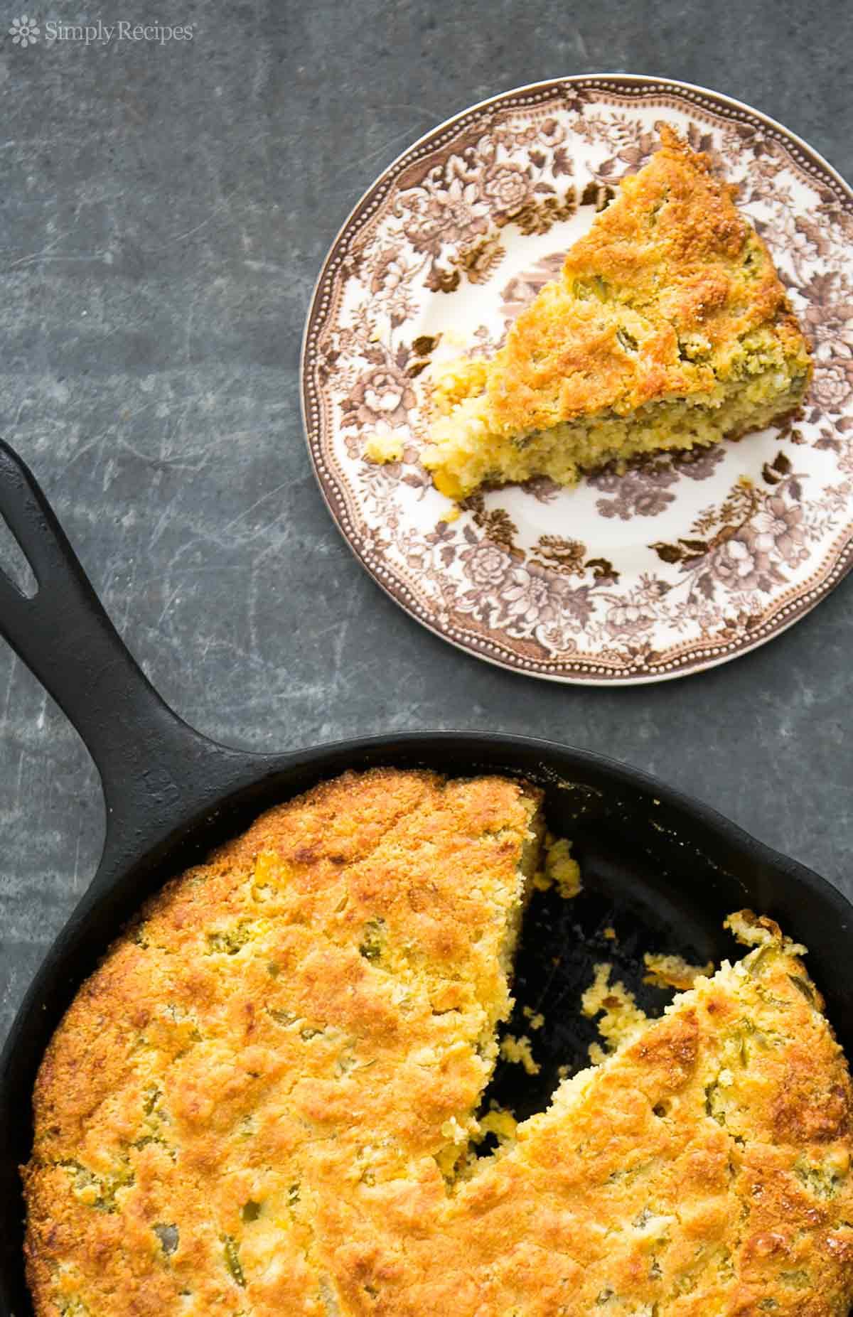 Jalapeno Cornbread Recipe  Jalapeño Cornbread Recipe