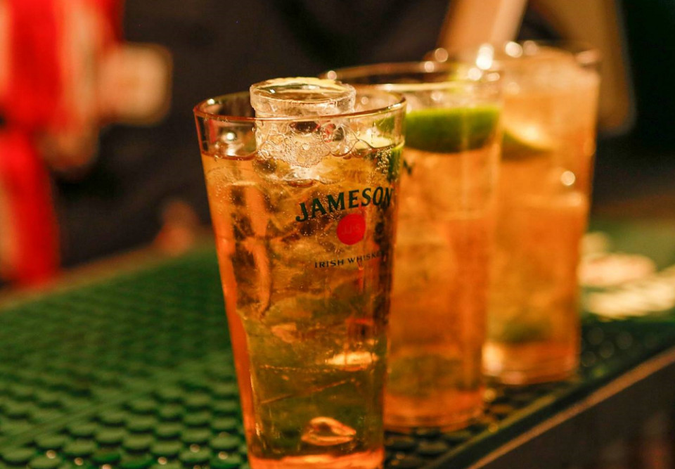 Jameson Whiskey Drinks  Cocktail Creations 21 Whiskey Drinks You Must Mix