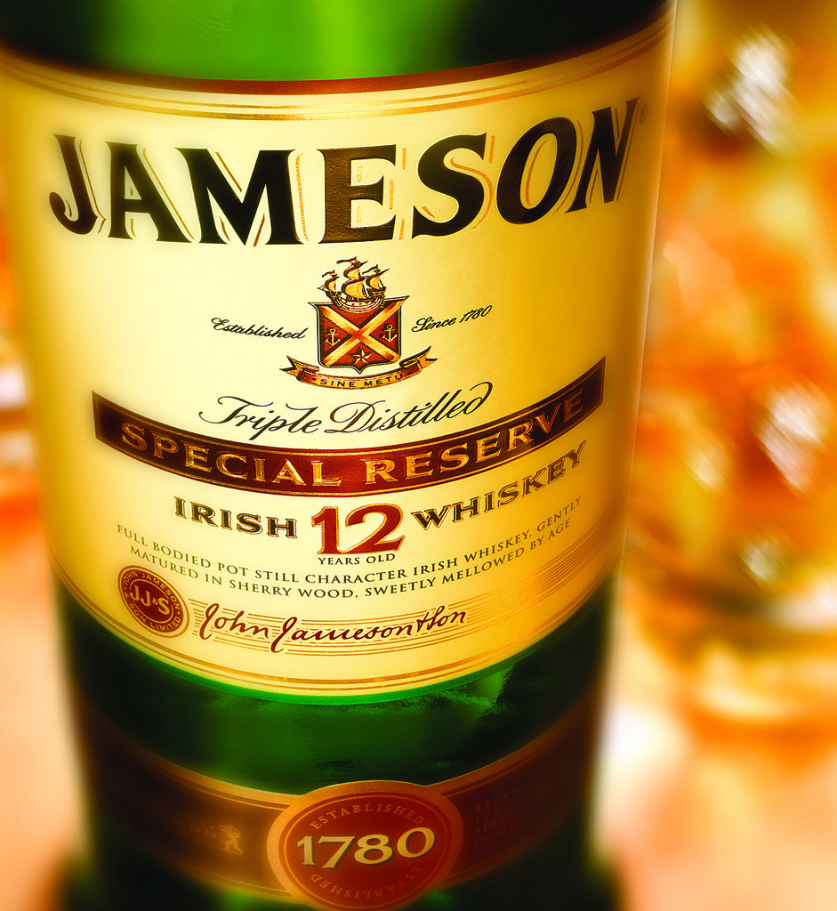 Jameson Whiskey Drinks  Prices of Jameson Irish Whiskey in Nigeria