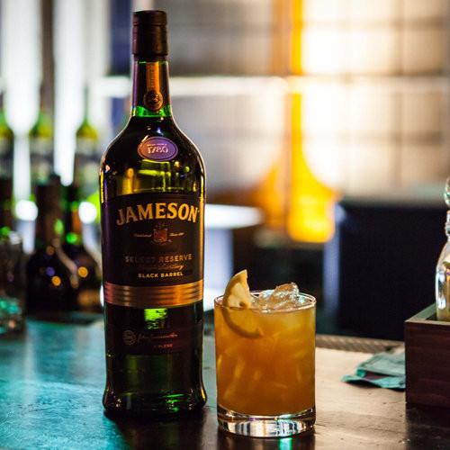 Jameson Whiskey Drinks  8 Irish Whiskey Drinks for St Patrick's Day