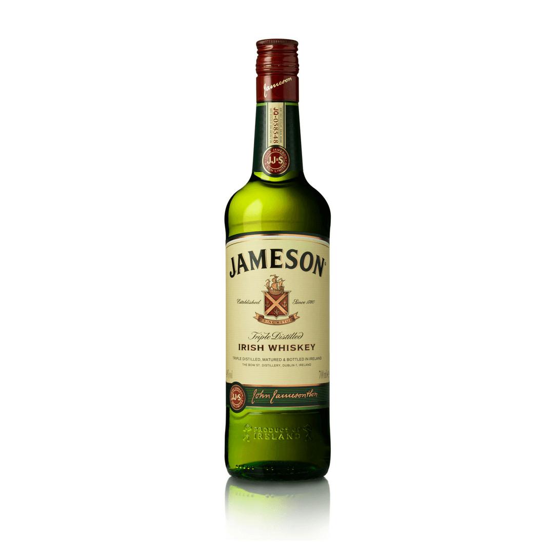 Jameson Whiskey Drinks  Jameson Irish Whiskey 70cl