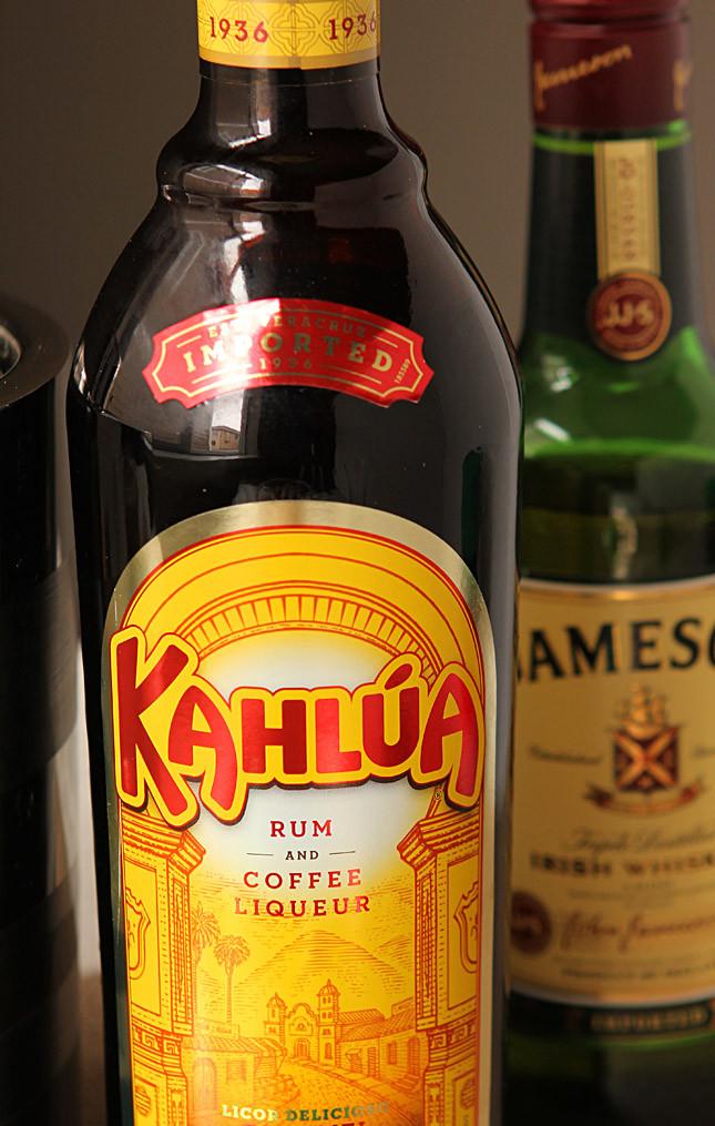 Jameson Whiskey Drinks  Kahlua Eggnog and Jameson Irish Whiskey Cocktail