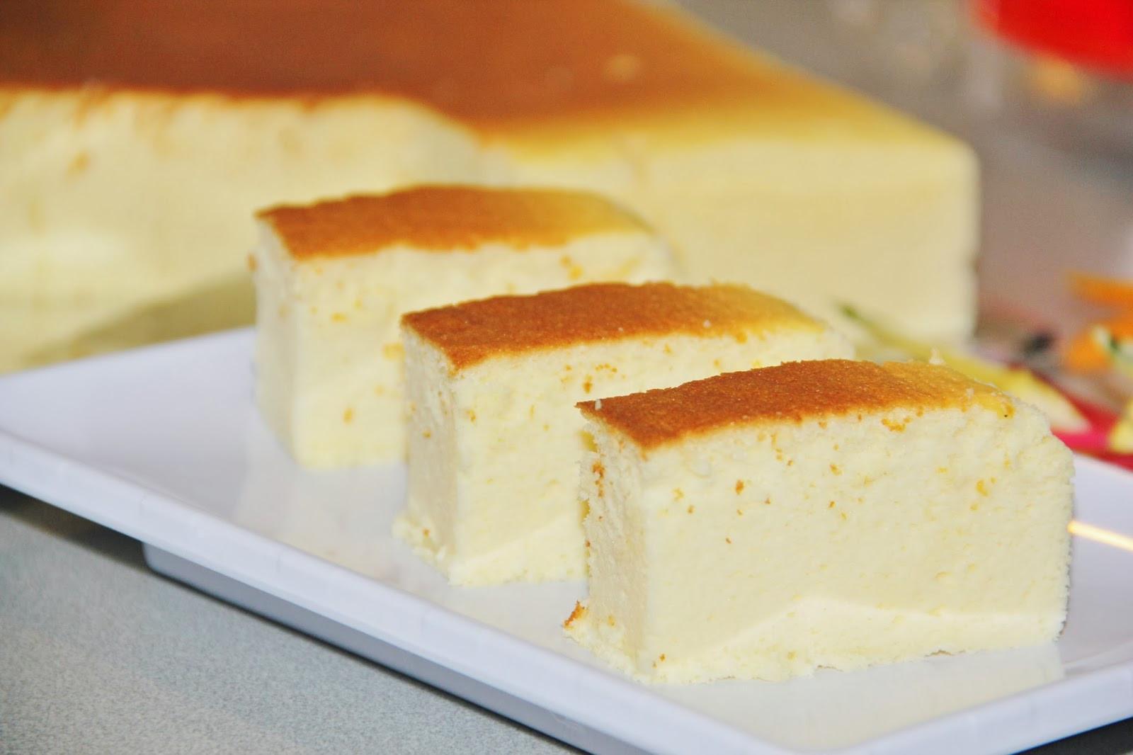 Japanese Cotton Cheesecake Recipe  Jess KITCHEN Lab Japanese Cotton Cheesecake II