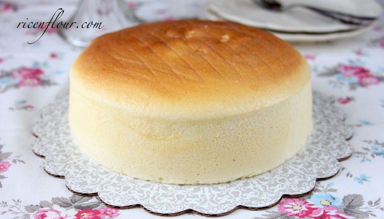 Japanese Cotton Cheesecake Recipe  Japanese cotton cheesecake recipe a detailed video