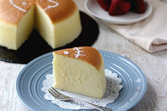 Japanese Cotton Cheesecake Recipe  Japanese Cheesecake Delicious Baking Recipe
