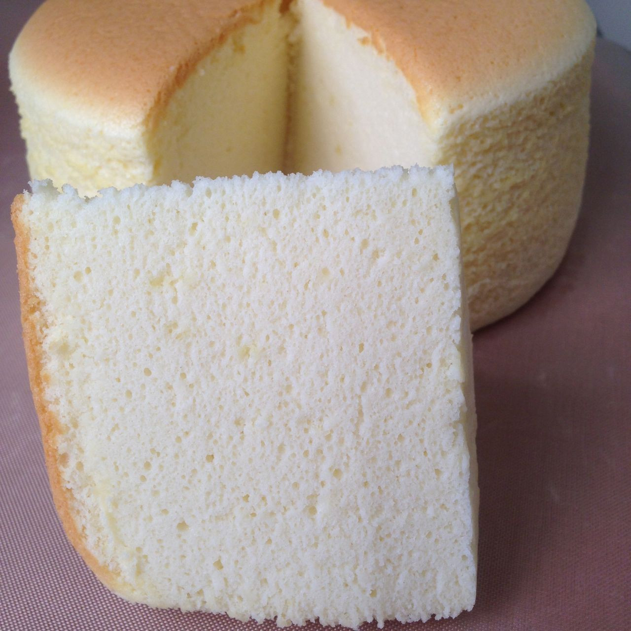 Japanese Cotton Cheesecake Recipe  6″ Japanese Cotton Cheesecake 3 cakes different