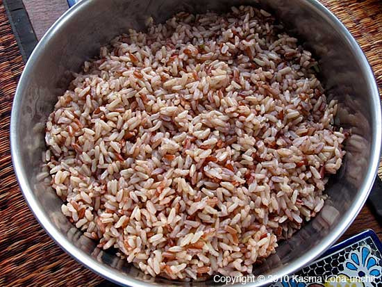 Jasmine Brown Rice  How to Cook Jasmine Brown Rice for Maximum Nutrition
