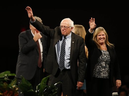 Jefferson Jackson Dinner  Editorial Bernie Sanders needs a real revolution