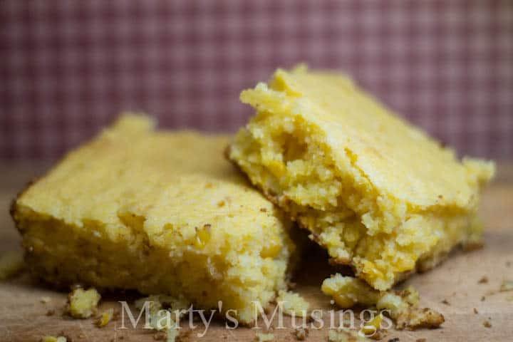 Jiffy Cornbread With Creamed Corn  Jiffy Corn Bread with Creamed Corn