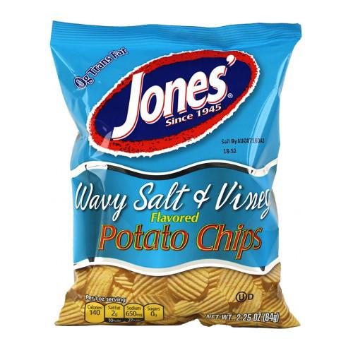 Jones Potato Chips  2 25 oz Mix & Match 10 Bags – Jones Potato Chip pany