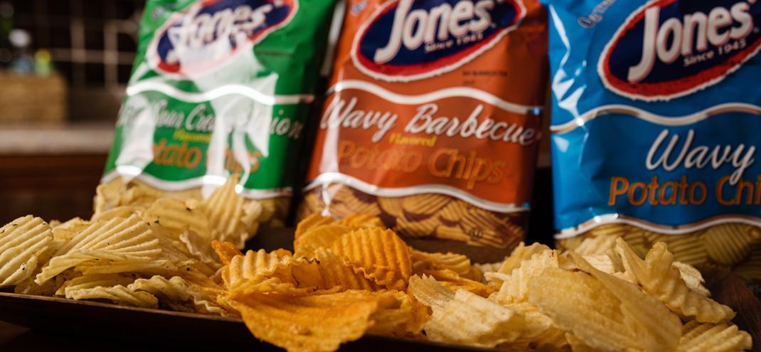 Jones Potato Chips  About Us – Jones Potato Chip pany