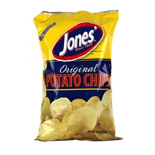 Jones Potato Chips  Jones Original Potato Chips