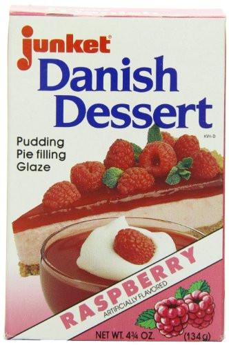 Junket Danish Dessert  Amazon Junket Danish Dessert Strawberry 4 75 Ounce