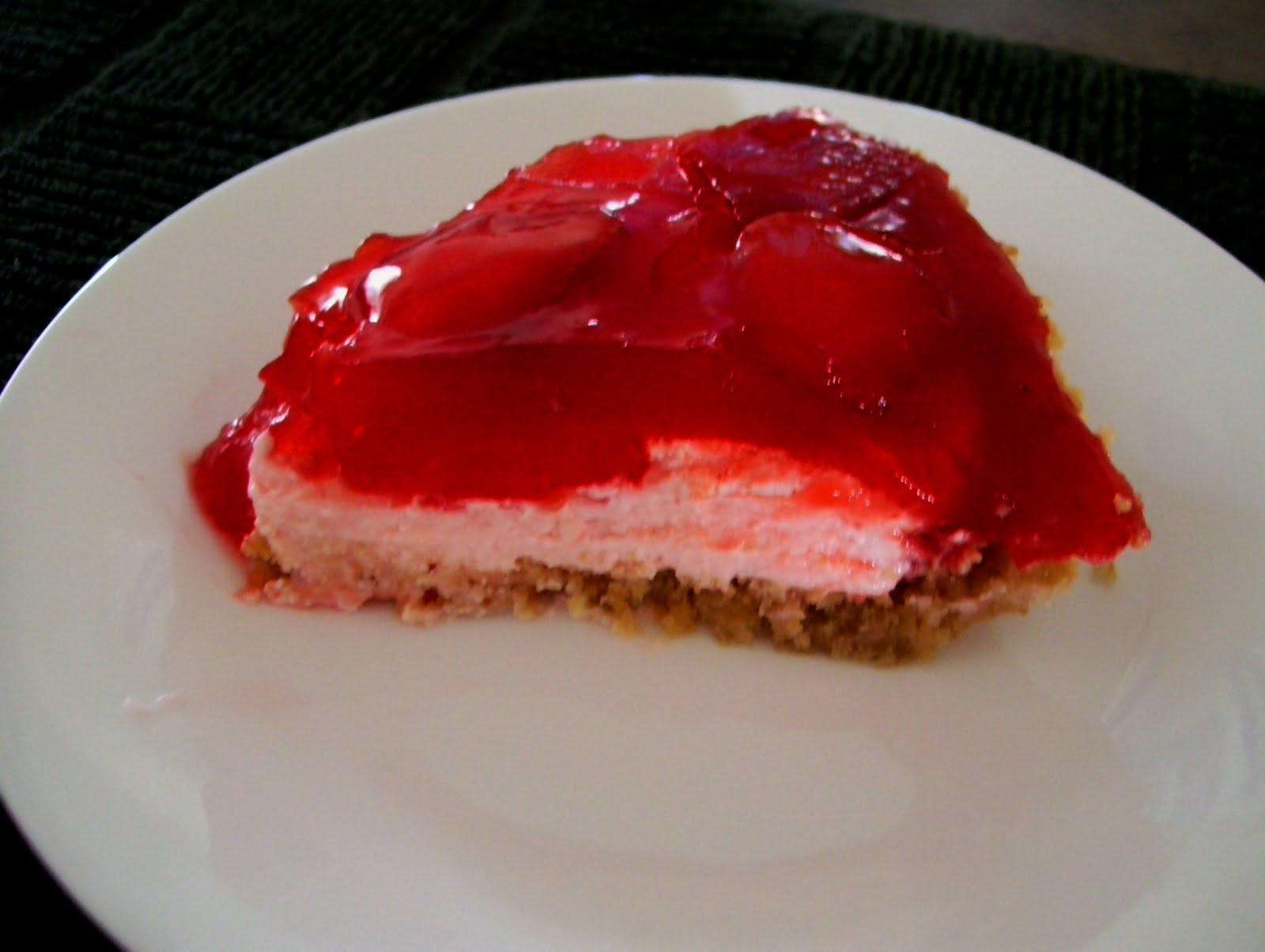 Junket Danish Dessert  Food Memories 64 Ruby Whipped Cream Cheese Pie Junket