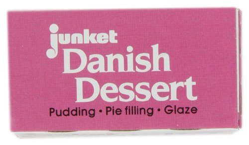 Junket Danish Dessert  Junket Danish Dessert Raspberry 4 75 Ounce Pack of 12