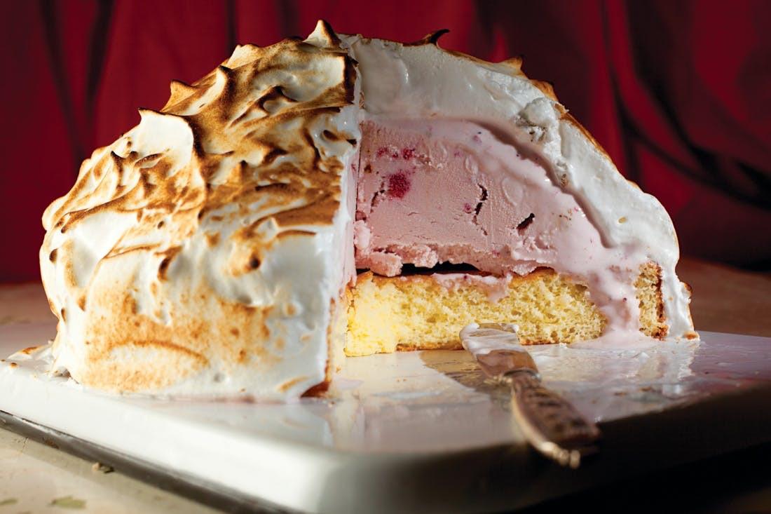 Just American Desserts  17 Creative Baked Alaska Recipes