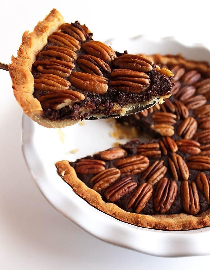 Karo Syrup Pecan Pie  karo syrup chocolate pecan pie